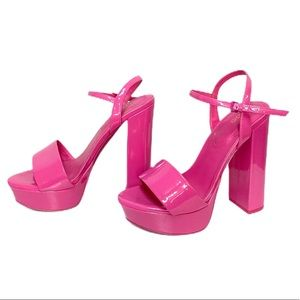 Aldo Kandie Platform Dress Sandal